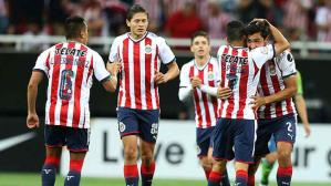 Chivas de Guadalajara y New York Red Bulls por Concachampions 2018 (Foto: Getty Images).