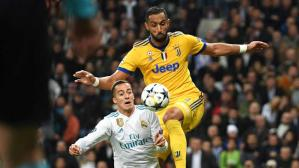 Furia de Mehdi Benatia por el penal para Real Madrid (Foto: Getty Images).