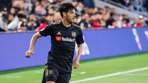 Carlos Vela se unió esta temporada a  Los Angeles F.C. (Foto: Getty Images).