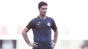 Como futbolista, Mikel Arteta defendió los colores de Arsenal (Foto: Getty Images).
