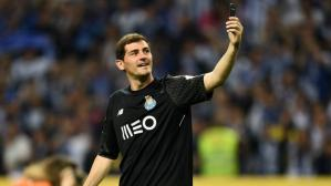 Iker Casillas jugará su cuarta temporada con Porto (Foto: Getty Images).
