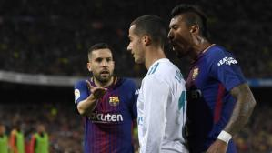 Jordi Alba comentó sobre la final de Champions League (Foto: Getty Images).