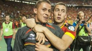 Eden y Thorgan Hazard