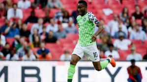 John Obi Mikel (Nigeria) (Foto: Getty Images).