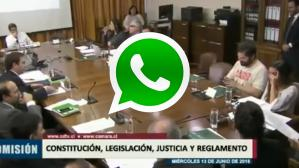 WhatsApp Gemidos