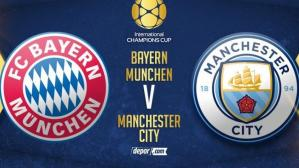 Bayern Munich vs. Manchester City paralizan Miami: partido por International Champions Cup 2018 [ONLINE TV]