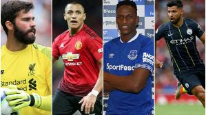 Quieren romperla: los 20 cracks sudamericanos que buscarán brillar en la Premier League 2018-19 [FOTOS]