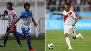 Willyan Mimbela jugó con Christian Cueva en Alianza Lima. (Getty Images)