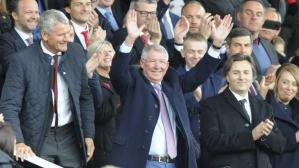 El regreso de Alex Ferguson a Old Trafford (Foto: AP / Video: Manchester United).
