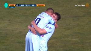 Sporting Cristal vs. Real Garcilaso: el gol que sufrieron los 'celestes' en Cusco [VIDEO]