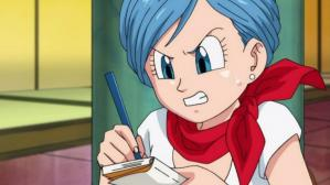 dragon ball super | bulma