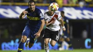 Boca Juniors vs. River Plate se disputaría este domingo. (Getty Images)