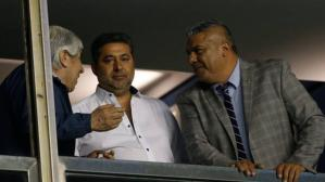 Presidente de Boca planea pedir los puntos contra River tras los penosos incidentes en el Estadio Monumental. (Getty)