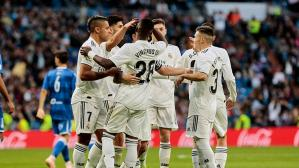 Real Madrid vs. Huesca