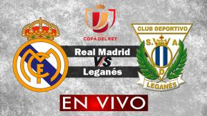 Real Madrid vs. Leganés