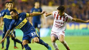 Boca Juniors vs. Unión Santa Fe
