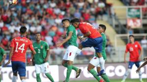 Chile vs. Bolivia