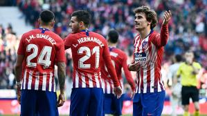 Atlético Madrid Real Betis