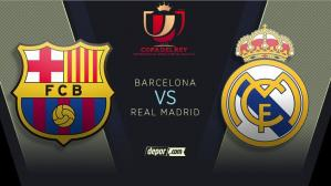 Barcelona, Real Madrid, Copa del Rey 2019