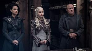 Game of Thrones 8x04 | Missandei, Daenerys Targaryen y Varys
