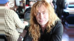 Dave Mustaine y Megadeth