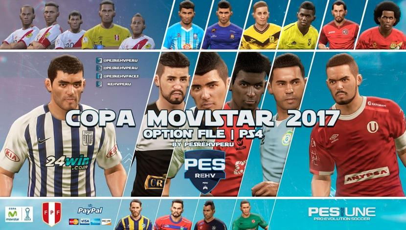 Youtube: así lucen los cracks del Descentralizado en PES 2017