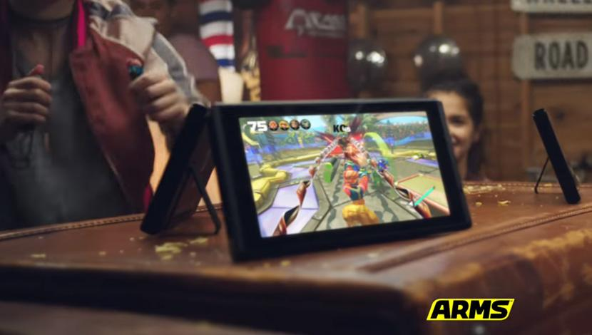 Nintendo Switch - Get Together with Great Games. Anytime, Anywhere.