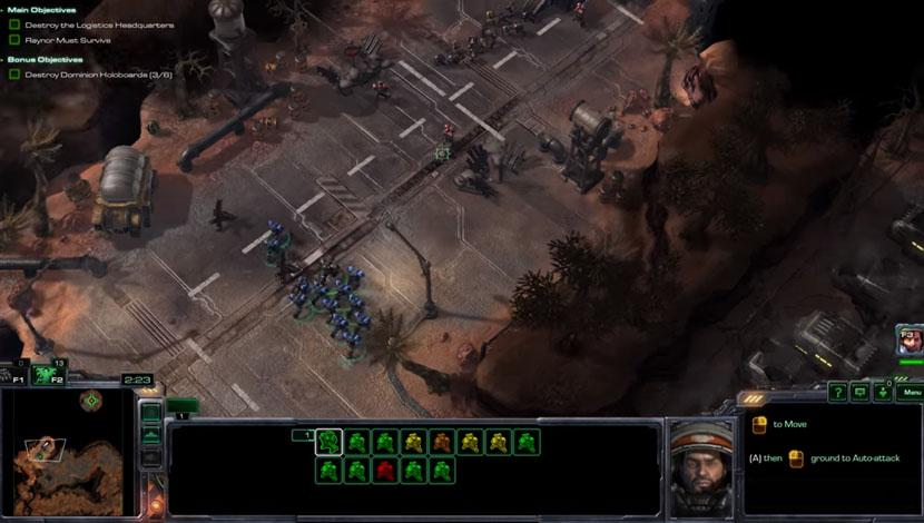 StarCraft II: Free-to-play