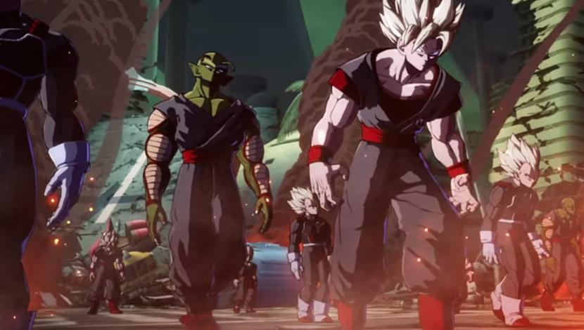 Dragon Ball FightersZ trailer modo historia