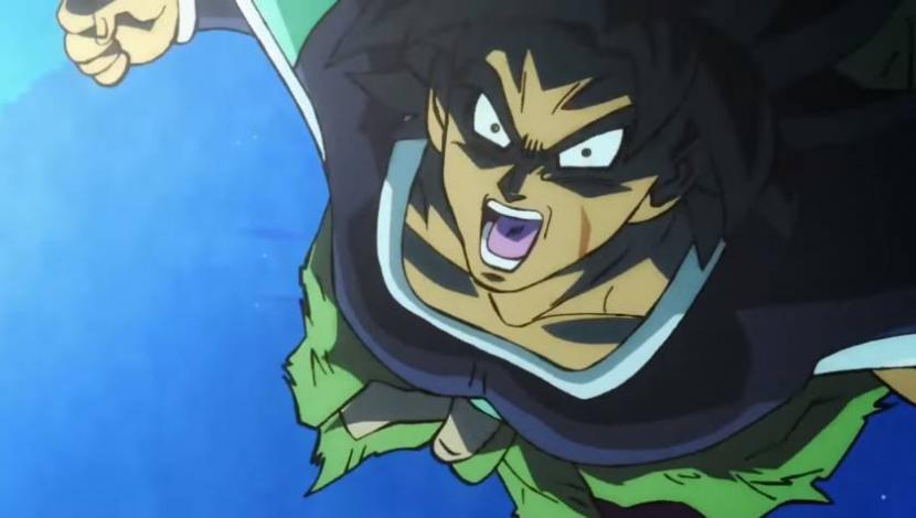 Tráiler de Dragon Ball Super: Broly