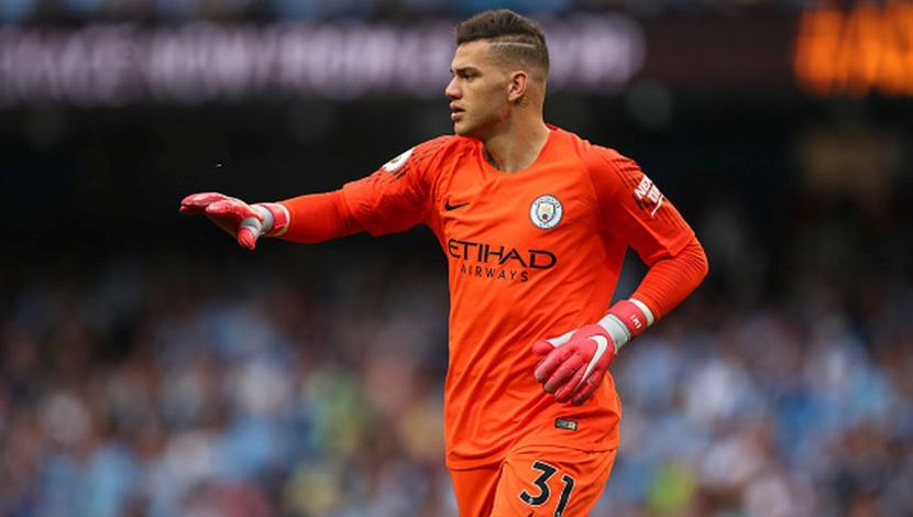 Ederson. (Getty Images)