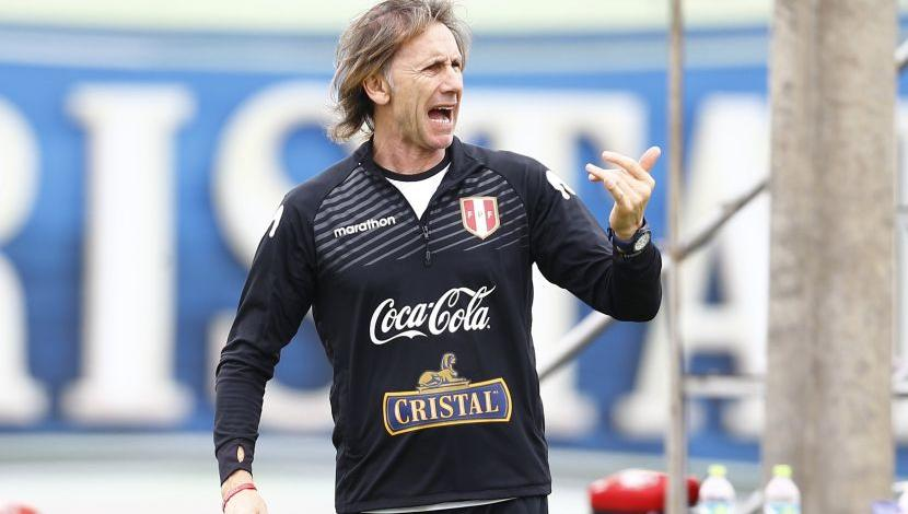 Peruvian national team: what Ricardo Gareca thinks about foreign technology in League 1 [VIDEO]