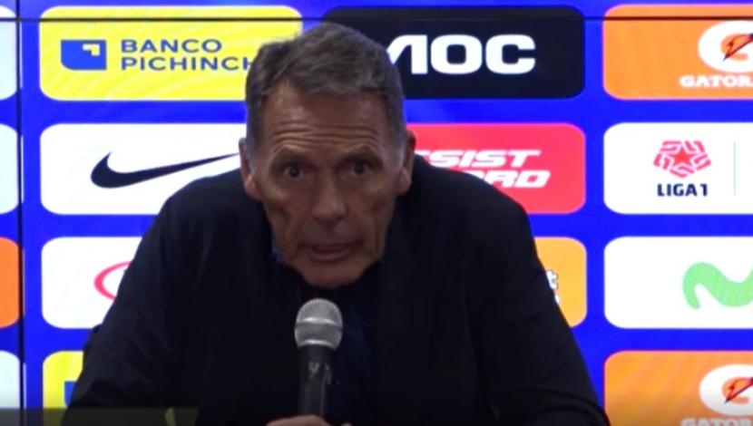 Statements by Miguel Angel Russo, after the draw Alianza Lima UTC in Matute. (Video: Depor)