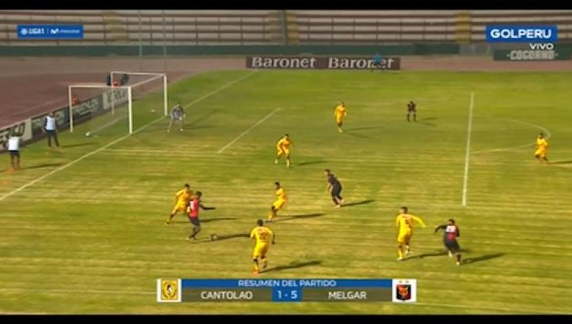 Ver resumen de Cantolao vs. Melgar. (Video: GOLPERU)