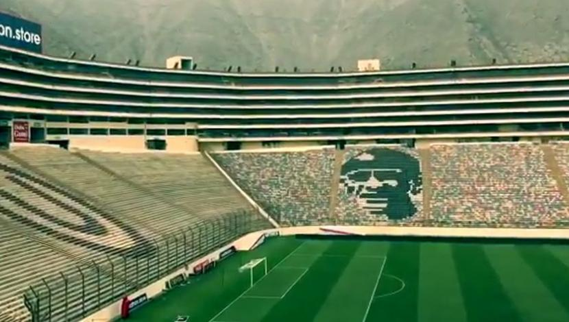 Perú vs. Colombia EN VIVO: así luce el estadio Monumental antes del inicio del amistoso internacional | VIDEO