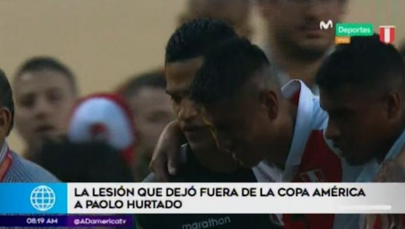 Paolo Hurtado + América TV