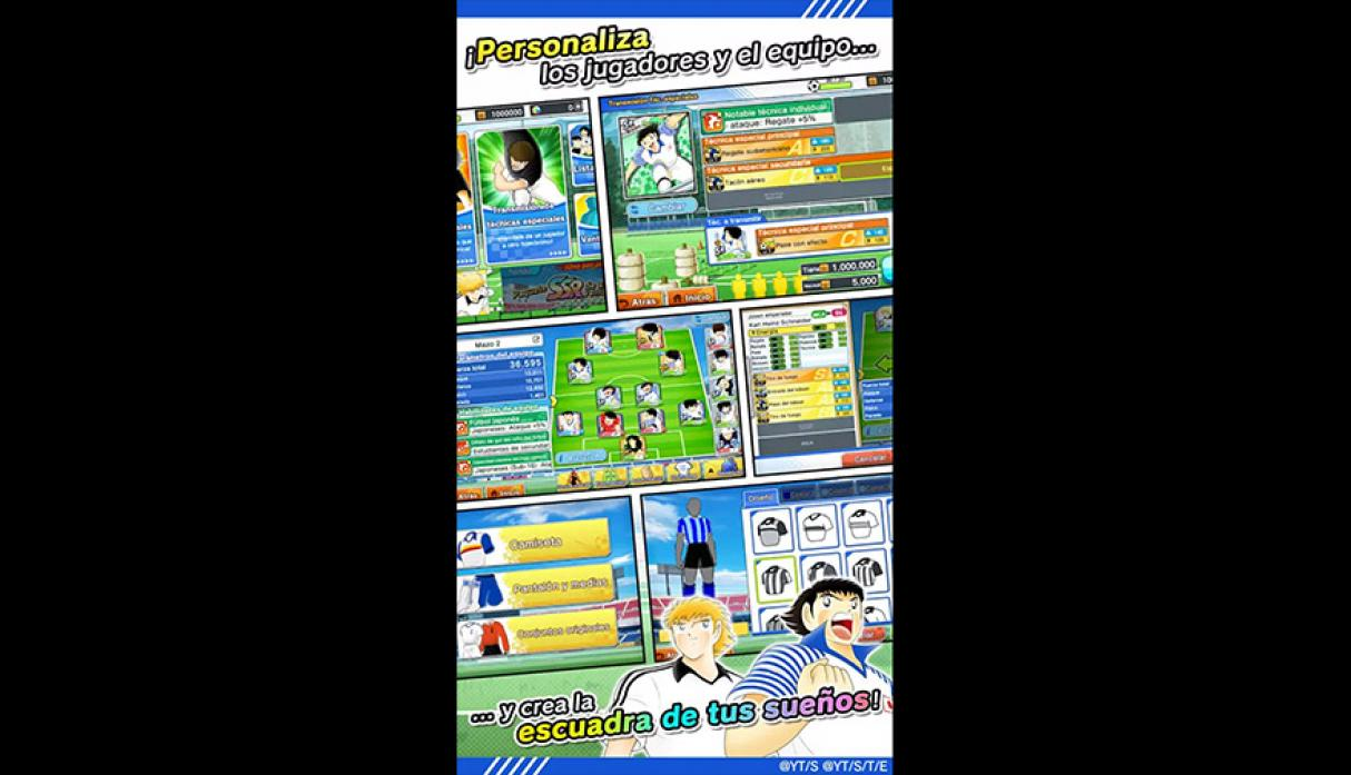 Captain Tsubasa: Dream Team (Foto: captura)
