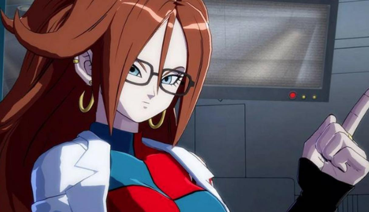 Androide 21 - Personajes de Dragon Ball FightersZ. (Foto: Bandai Namco)