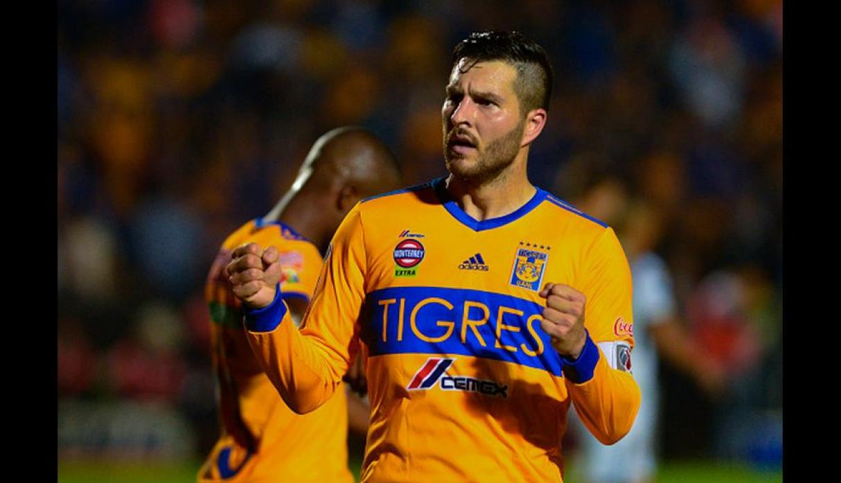 André-Pierre Gignac (Getty Images).