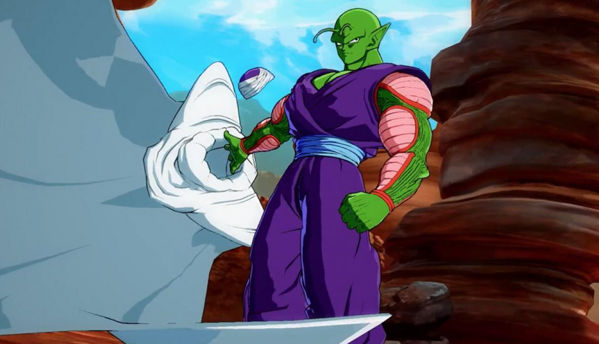 Piccolo - Personajes de Dragon Ball FightersZ. (Foto: Bandai Namco)