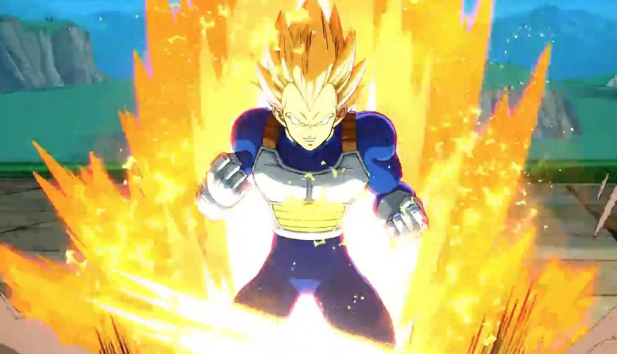 Vegeta - Personajes de Dragon Ball FightersZ. (Foto: Bandai Namco)