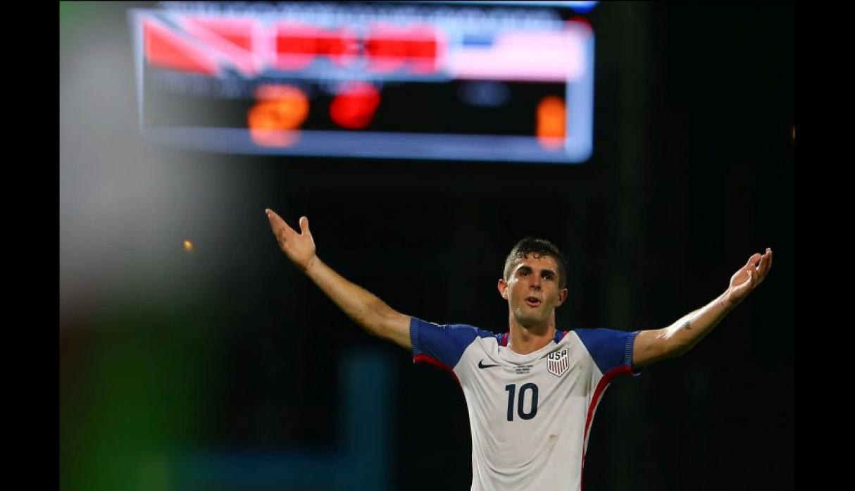 Christian Pulisic (Foto: Getty Images).