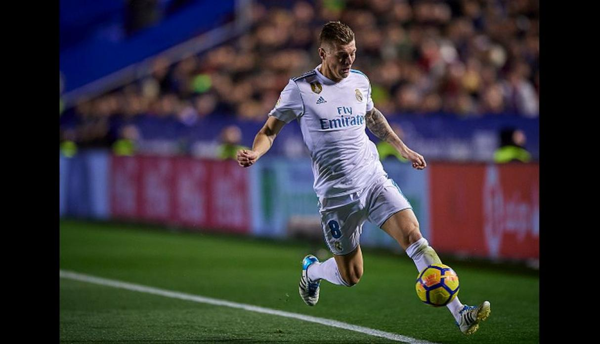 Toni Kroos (Foto: Getty Images).