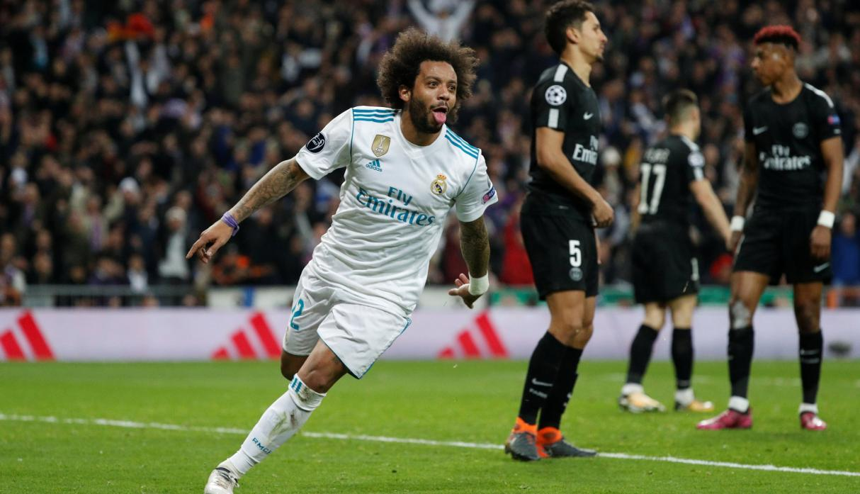 Real Madrid le ganó 3-1 a PSG en Champions League (Foto: Agencias).