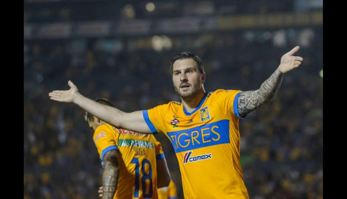 André Gignac - Tigres (Foto: Getty Images).