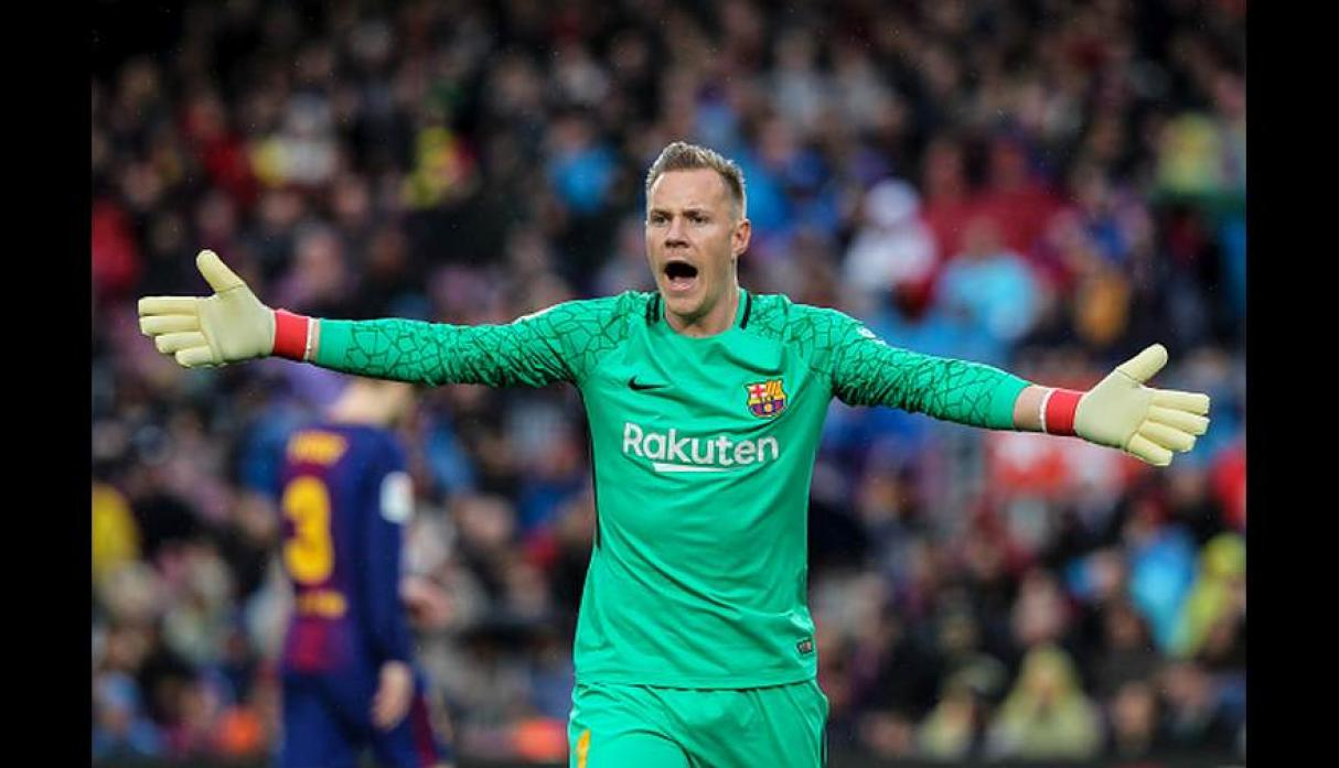 Ter Stegen (Foto: Getty Images).