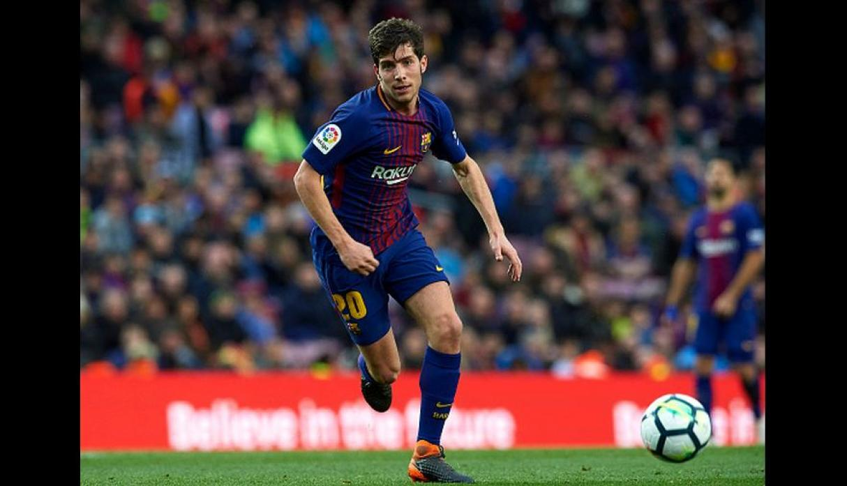 Sergi Roberto (Foto: Getty Images).