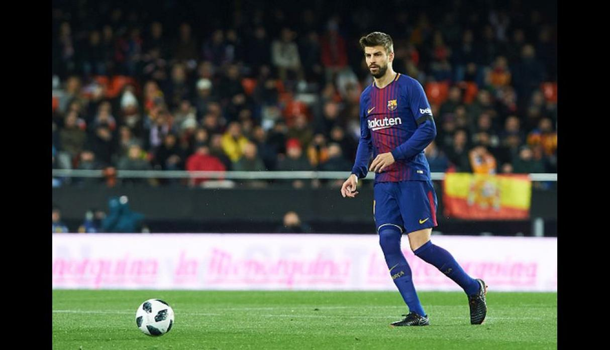 Gerard Piqué (Foto: Getty Images).