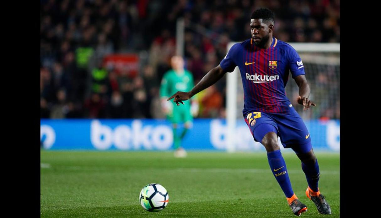 Umtiti (Foto: Getty Images).