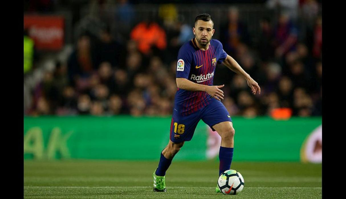 Jordi Alba (Foto: Getty Images).